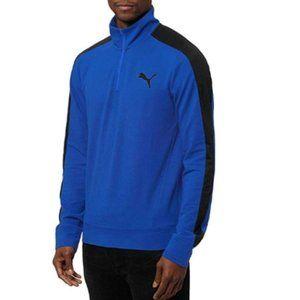 NEW Puma Men's Stretchlite Half Zip Sweatshirt
